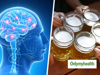Heavy Alcohol <strong>Consumption</strong> May Slow Brain Growth