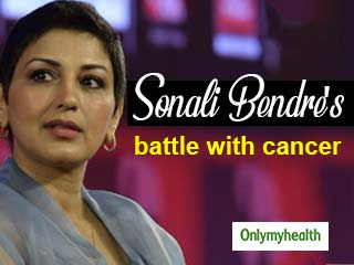 "Sonali Bendre opens up about her battle with cancer: ""I never thought I would Die"""