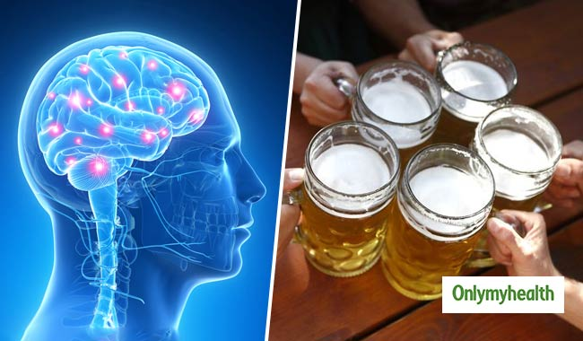 Heavy Alcohol Consumption May Slow Brain Growth