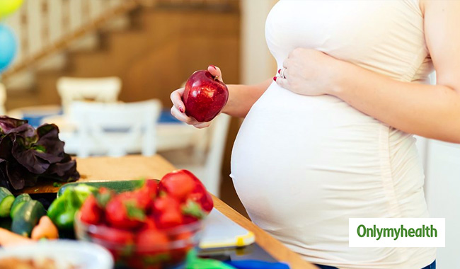 Eating Mangoes During Pregnancy in Hindi