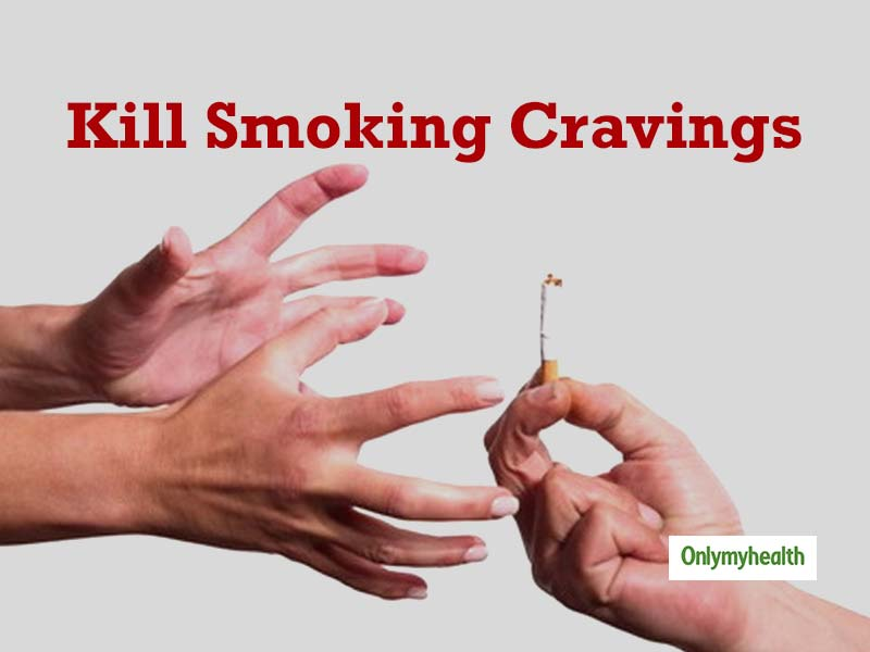 Unable to quit smoking? 7 tips to kill smoking cravings
