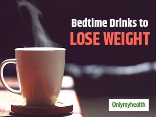 5 Bedtime Drinks Which Can Help You Lose <strong>Weight</strong>