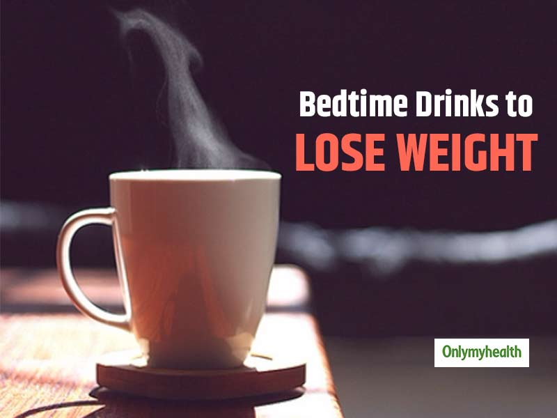 5 Bedtime Drinks Which Can Help You Lose Weight