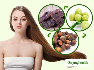 Amla Reetha Shikakai: Try This Natural Hair Fall Treatment