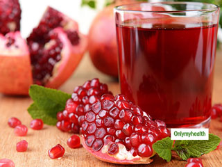 Drinking Pomegranate Juice Daily Can Treat Hypertension & Regulate <strong>BP</strong>