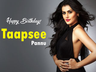 <strong>Happy</strong> <strong>Birthday</strong> Taapsee Pannu: This 'Game Over' Star Believes In Nurturing And Not Torturing The Body
