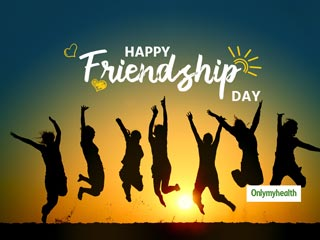 Happy <strong>Friendship</strong> Day 2019: Health Benefits Of Having Friends