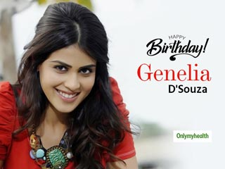 <strong>Happy</strong> <strong>Birthday</strong> Genelia: Know How This Yummy Mummy Of Two Keeps Herself Fit