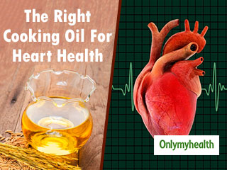 Make A Wise Choice for Heart Health: Importance Of Choosing The Right Cooking <strong>Oil</strong>