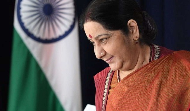 Former Minister Of External Affairs and BJP Leader Sushma Swaraj No More, Suffered A Cardiac Arrest At The Age of 67