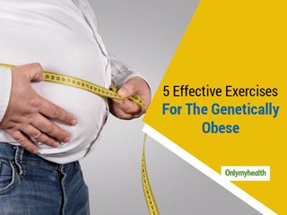 Struggling With <strong>Obesity</strong> Genes? These 6 Exercises Can Help You Lose Weight