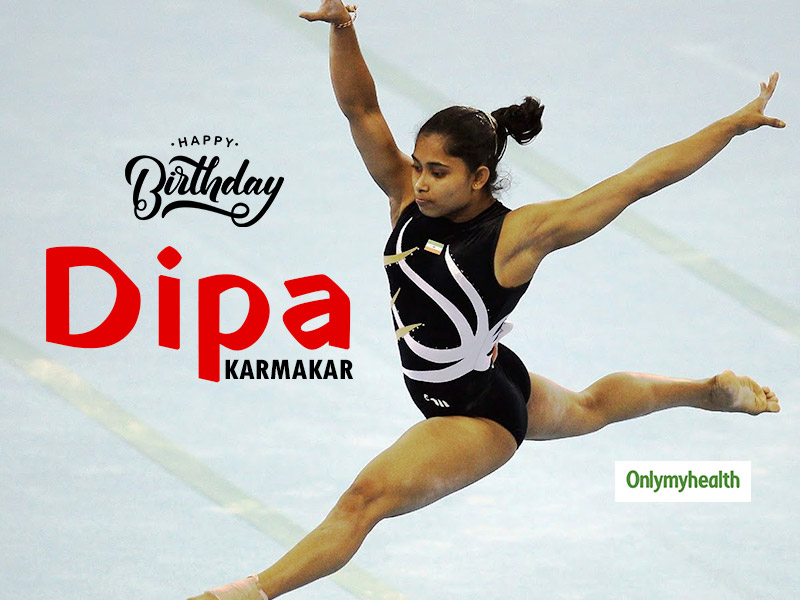 Happy Birthday Dipa Karmakar: Know What It Takes To Be An Olympian
