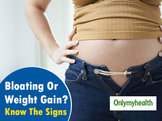 Signs That Will Reveal Whether You Are Gaining Weight Or Just Bloating