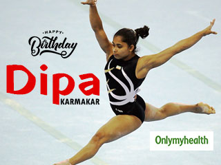 <strong>Happy</strong> <strong>Birthday</strong> Dipa Karmakar: Know What It Takes To Be An Olympian