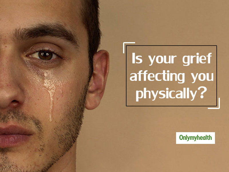 Grief Affects Mental As Well As Physical Health