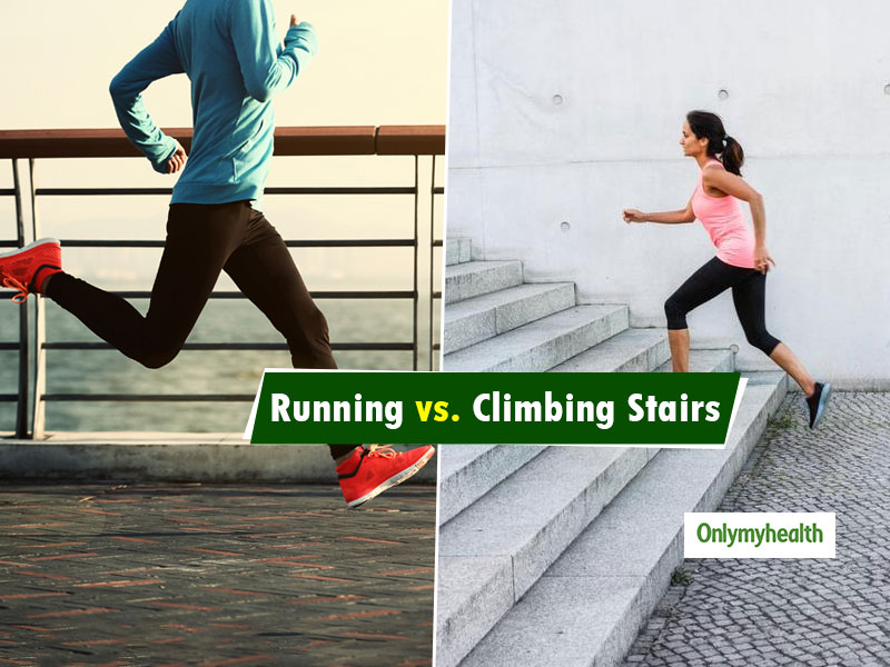 Running Vs. Climbing Stairs: What's Good and What's Bad