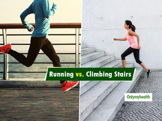 Running Vs. Climbing <strong>Stairs</strong>: What's Good and What's Bad