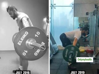 <strong>Virat</strong> <strong>Kohli</strong> New Fitness Video: Watch Indian Cricket Team Captain's Gym Routine
