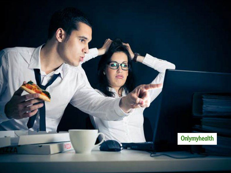 Eating Snacks During Night Shifts Can Increase Alertness & Productivity
