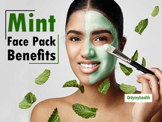 <strong>Mint</strong> Face Pack Benefits: One Face Pack To Get Rid Of Many Beauty Problems