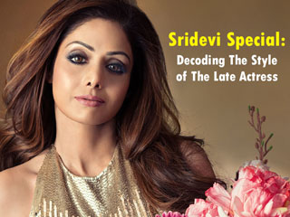 Sridevi Birth Anniversary: Remembering The Diva Who Was The Epitome Of <strong>Style</strong> And Beauty