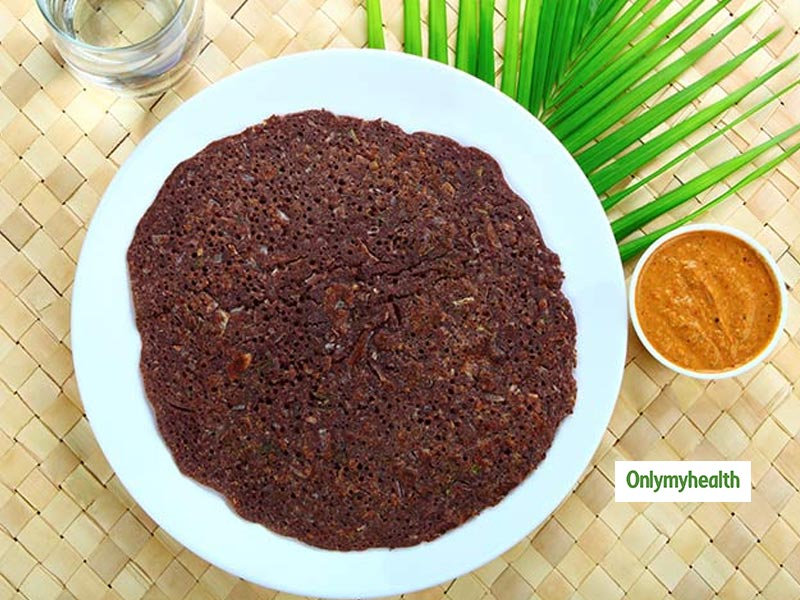 Diabetes Diet: Learn Easy And Healthy Recipe Of Ragi Dosa