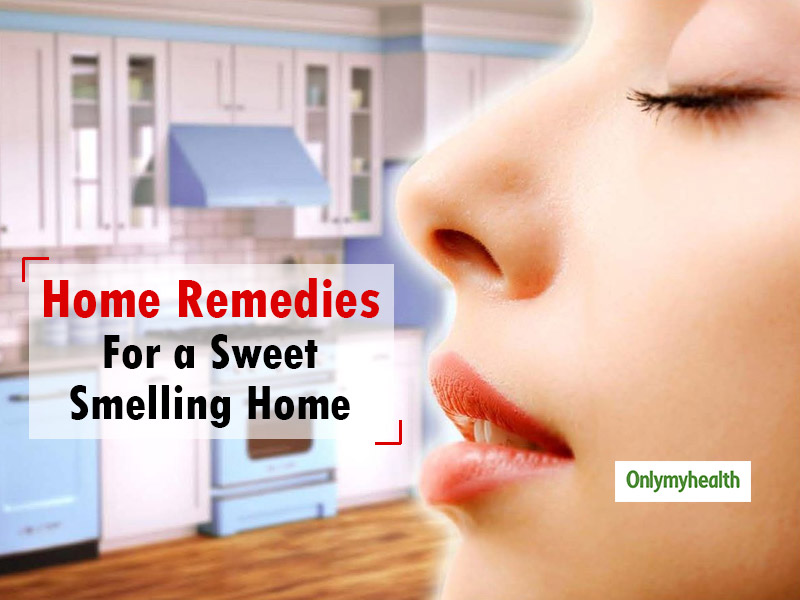 These 5 Home Remedies Will Make Your Home Smell Divine