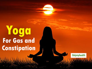 7 Effective <strong>Yoga</strong> <strong>Poses</strong> For Gas and Constipation