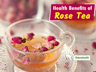 Surprising <strong>Health</strong> Benefits Of Rose <strong>Tea</strong>