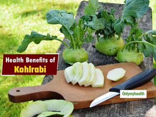 Kohlrabi: From Improving Metabolism To Keeping The Heart Healthy
