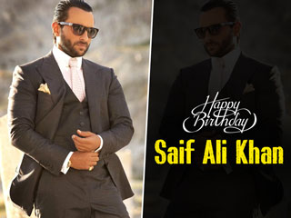 <strong>Happy</strong> <strong>Birthday</strong> Saif Ali Khan: Age Is Just A Number For This Nawab Of Pataudi