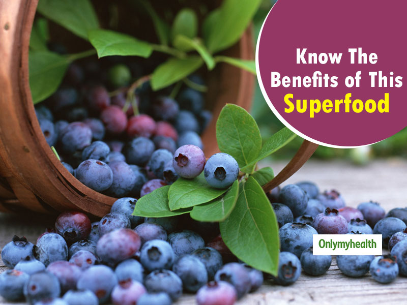 10 Proven Health Benefits Of Blueberries