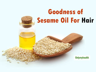 Here Is How Sesame Oil Can Treat All Your <strong>Hair</strong> Woes
