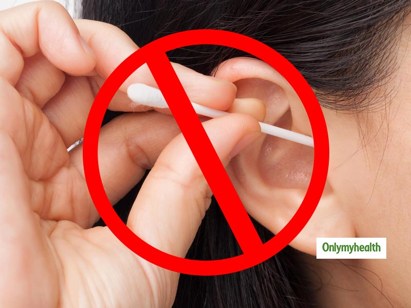 You Shouldn't Clean Your Ears With Cotton Swabs, Here's Why
