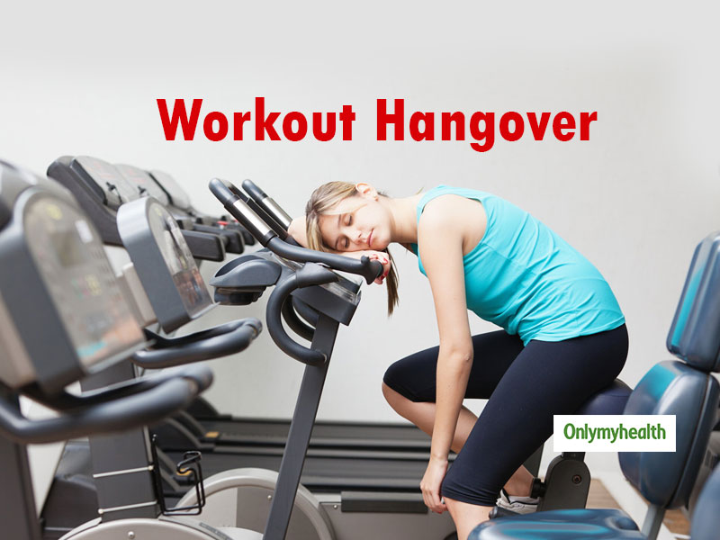 Workout Hangover: Is It For Real?