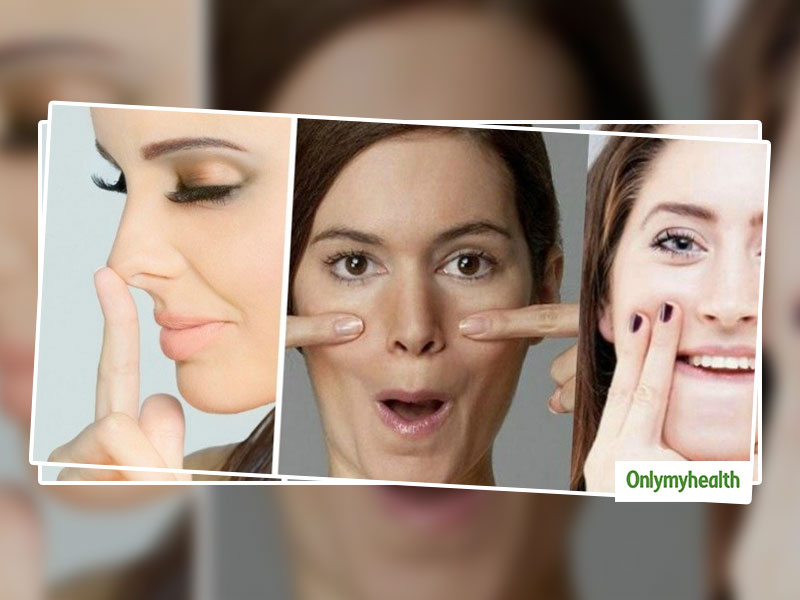 Do These Nose Exercises To Give Your Nose A Better Shape