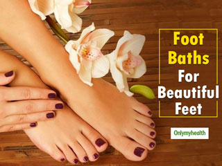 A Guide To Foot Soaks: A Foot Bath Can <strong>Keep</strong> Your <strong>Feet</strong> Healthy & Beautiful