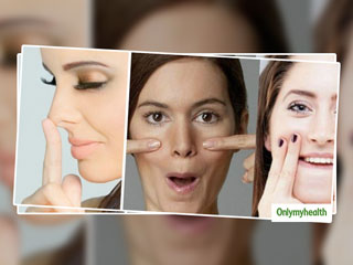 Do These Nose Exercises To Give Your Nose A Better <strong>Shape</strong>