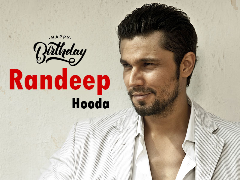 Happy Birthday Randeep Hooda: Know All The Fitness Secrets Of This Handsome Hunk