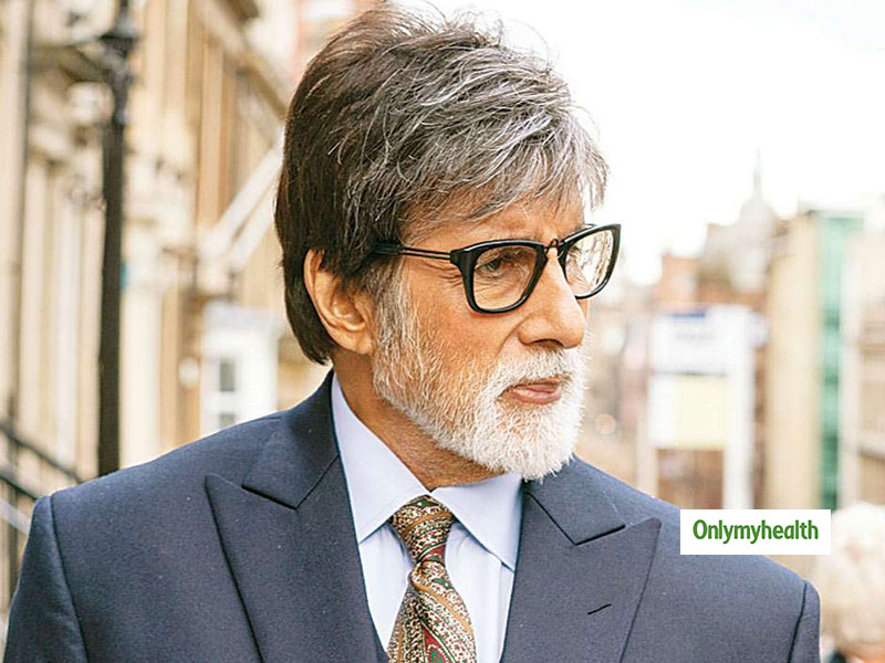 Amitabh Bachchan: 8 Years Of Tuberculosis And Not Knowing It