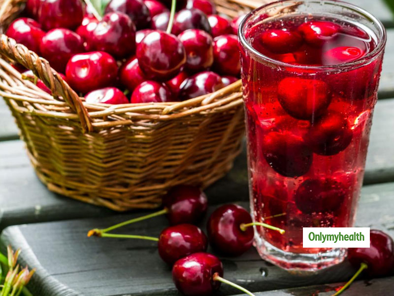 Sour Cherry Juice To Enhance The Thinking Ability During Old Age. Know The Benefits