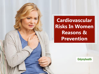 From Menopause To Stress, Several Factors <strong>Increase</strong> The <strong>Risk</strong> Of <strong>Heart</strong> Diseases In Women