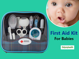 First Aid Kit Contents For Babies: Top 5 Essential Medical <strong>Items</strong>