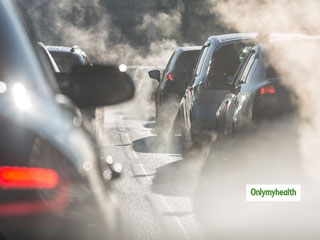A New Study Reveals That Vehicle Pollutants Add To The Risk Of Common Eye Conditions