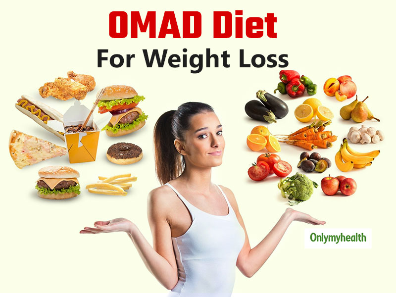 OMAD Diet For Weight Loss: Know What's Special In This Diet  Diet & Weight Loss Big  tttyfhfgftfgfgfgf