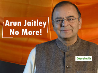 Former Finance Minister <strong>Arun</strong> <strong>Jaitley</strong> Passes Away At The Age Of 66