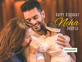 <strong>Happy</strong> <strong>Birthday</strong> Neha Dhupia - Her Journey Of Motherhood Is Inspiring Many New-Age Moms