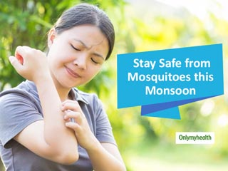 <strong>Monsoon</strong> and mosquito borne diseases