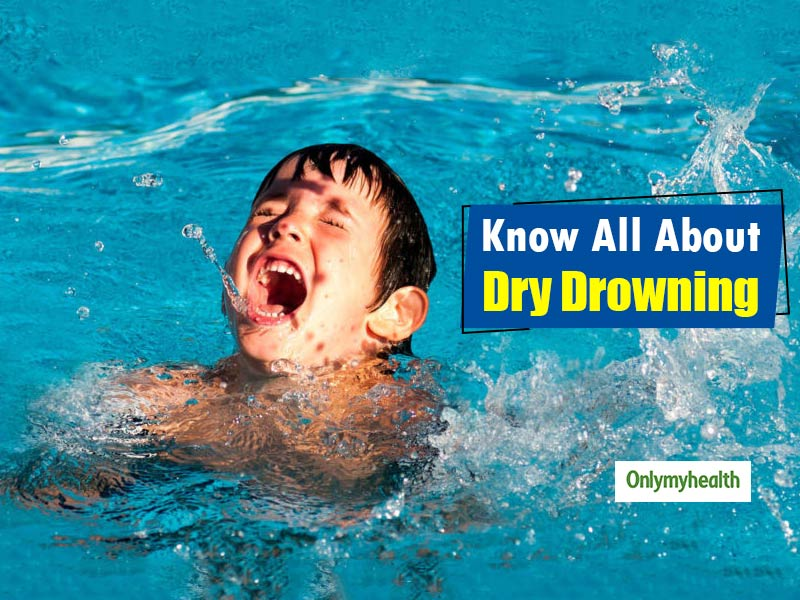 Is your Child A Water Baby? Be Alert To Symptoms Of Dry Drowning