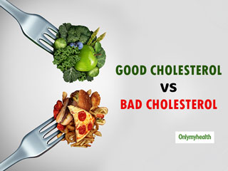 Difference Between <strong>Good</strong> And Bad Cholesterol And Ways To Control It